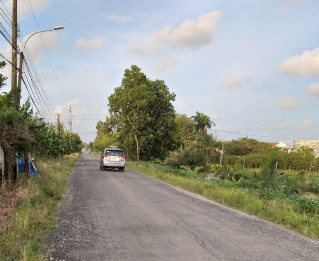 HẠ GIÁ: Đất thổ cư Nguyễn Thái Bình, phường Vĩnh Quang, Rạch Giá