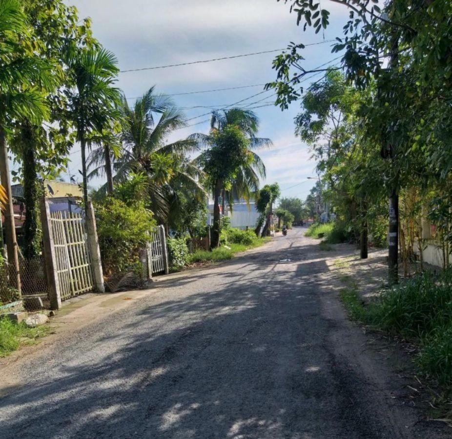 Đất vườn Sư Vạn Hạnh, Khu phố 6, An Bình, Rạch Giá, Kiên Giang, 6*45.10