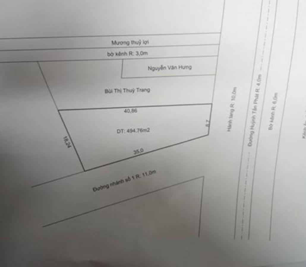 Đất 2 mặt tiền Huỳnh Tấn Phát, Vĩnh Hiệp, Rạch Giá, Kiên Giang, 0948721465
