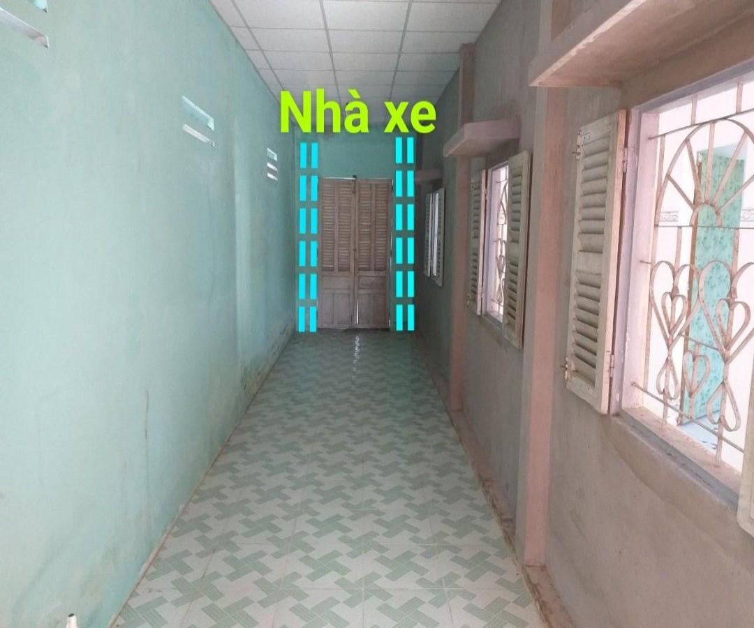 Mua đất tặng nhà, đường Trương Định, An Bình, Rạch Giá, Kiên Giang, 7x24, thổ cư 100%