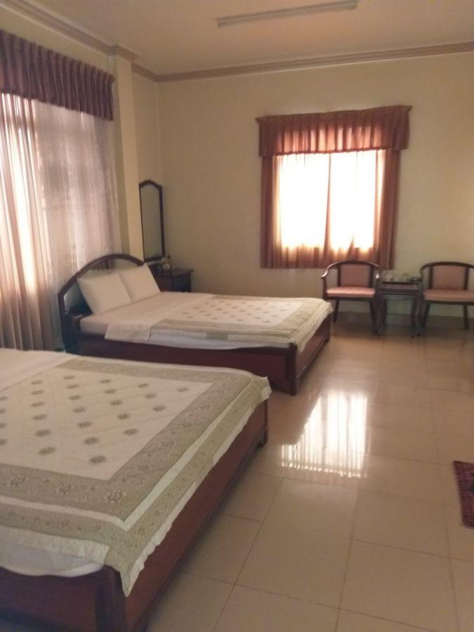 Bán nhà nghỉ 1 trệt, 5 lầu Mạc Cửu, Vĩnh Thanh, Rạch Giá, Kiên Giang, 25 tỷ.