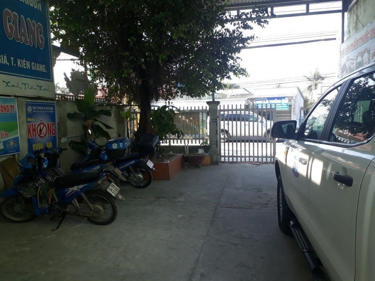Cho thuê Kho và Văn phòng tại Châu Thành Kiên Giang