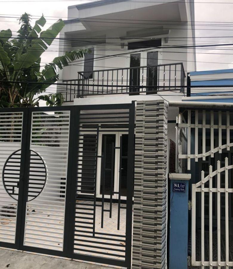 Nhà hẻm trường định, phường An Bình, Rạch Giá