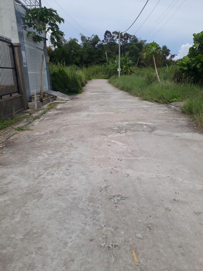 Bán đất đường nhánh Nguyễn Huy Tưởng, phường Vĩnh Quang, TP Rạch Giá