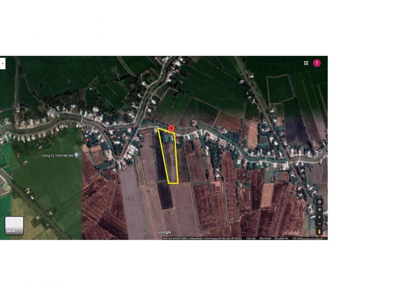 Bán đất chính chủ 12.000 m2 Châu Thành, Kiên Giang