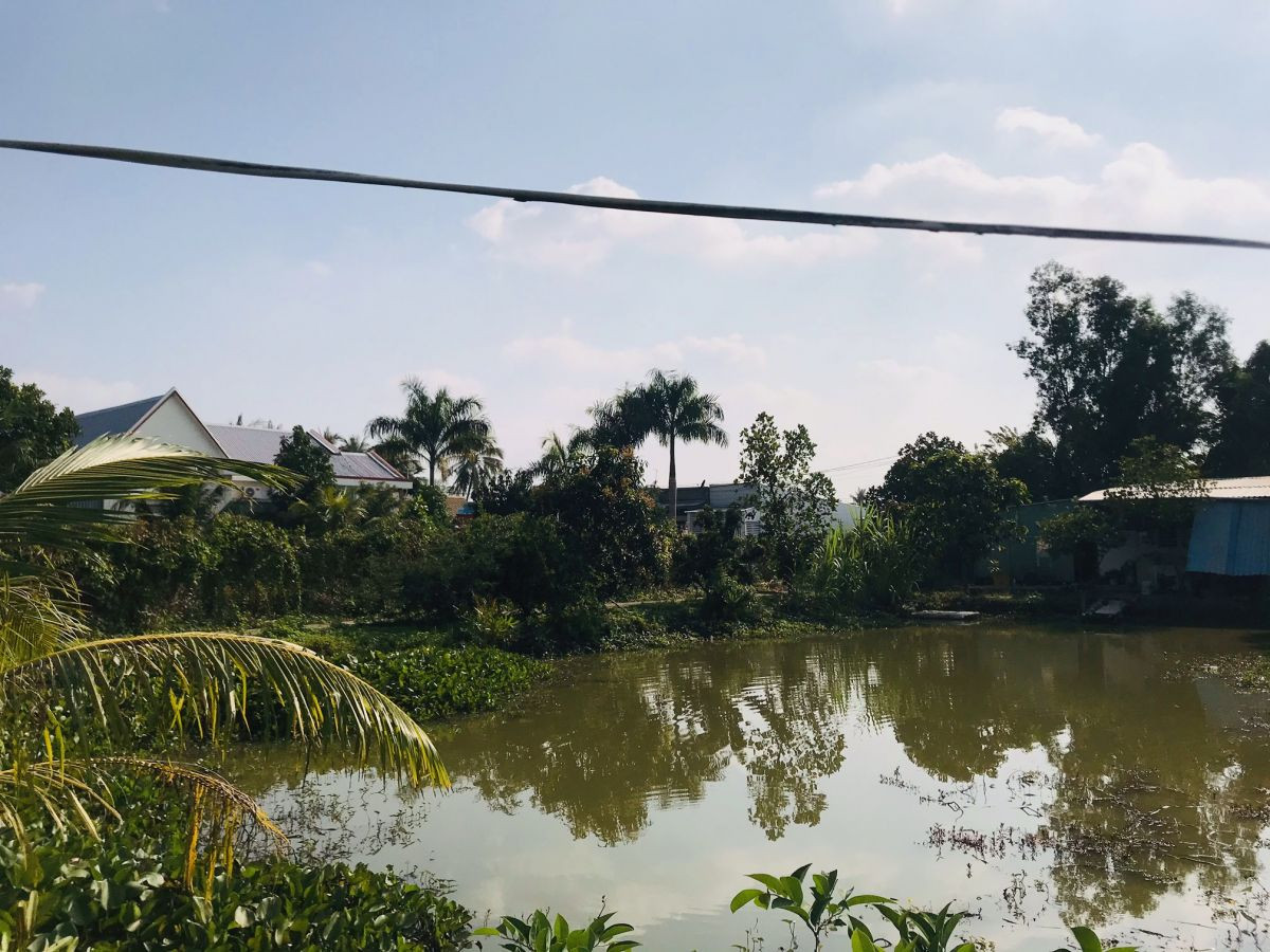 Cần bán đất Vườn hẻm 81 Trương Định, An Bình, Rạch Giá, Kiên Giang