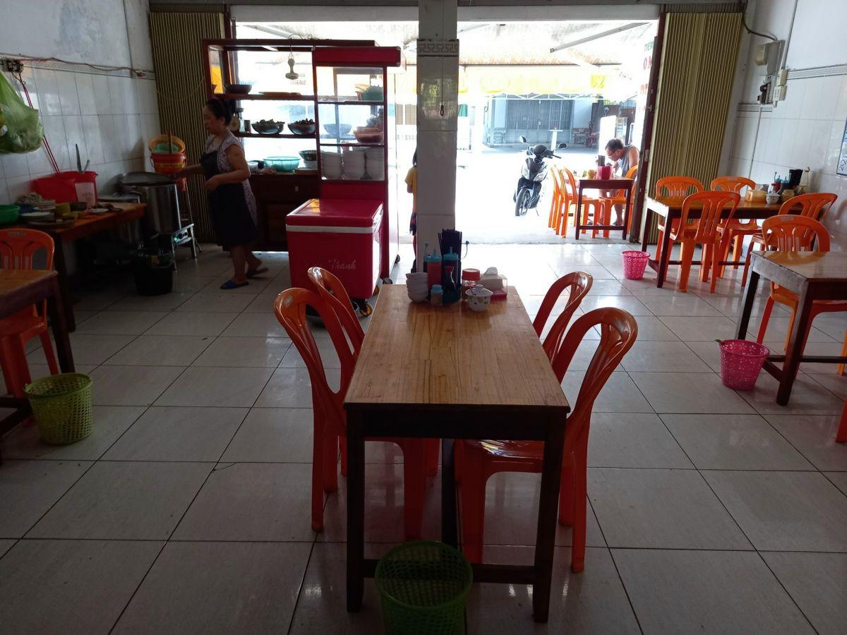Cần bán nhà 1 trệt 1 lửng QL80, Tân Hiệp, Kiên Giang