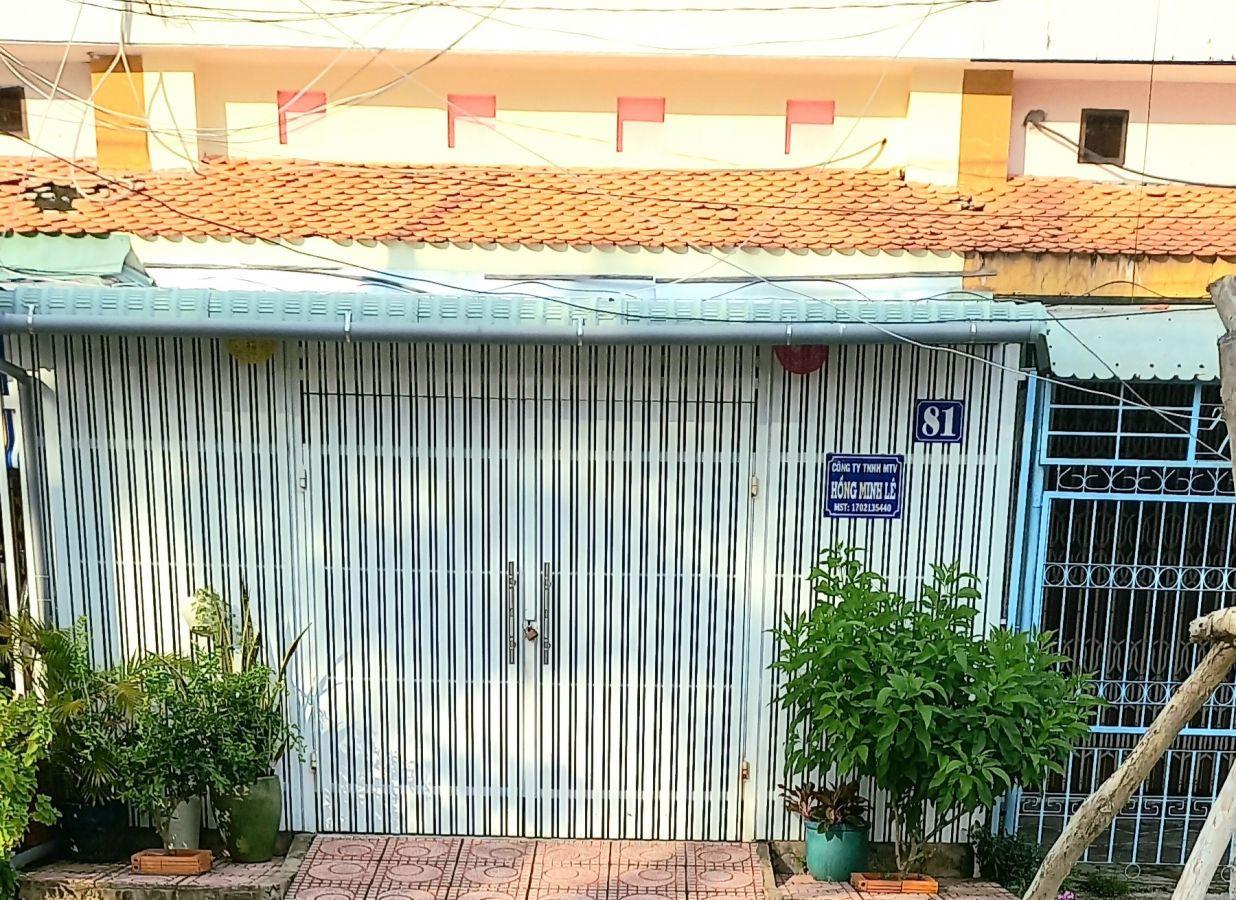 Bán nhà  81 Đặng Huyền Thông, Vĩnh Lạc, Rạch Giá, Kiên Giang