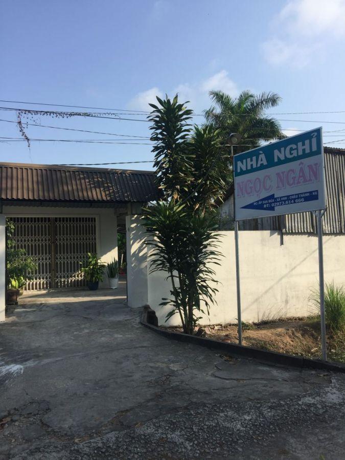 Bán nhà nghỉ cách quốc lộ 61 50m Vĩnh Hòa Hiệp, Châu Thành, Kiên Giang